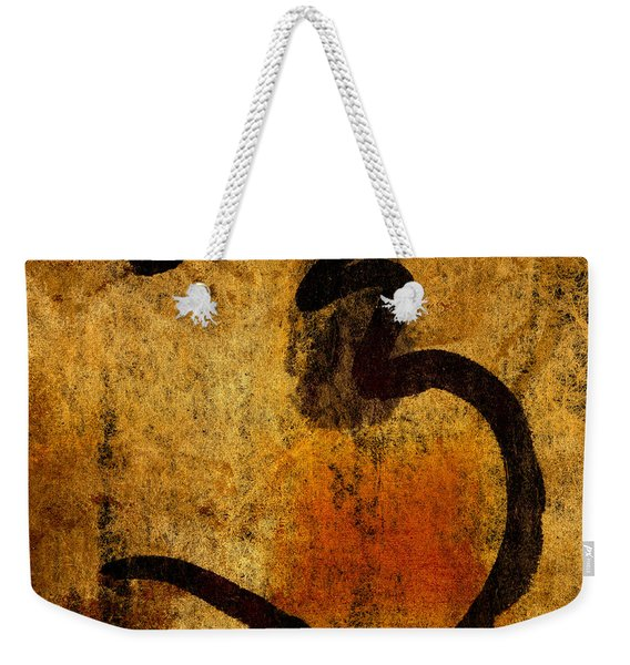 Paper Ink And Cement Weekender Tote Bag