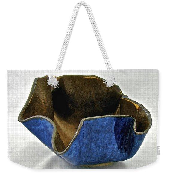 Paper-thin Bowl  09-005 Weekender Tote Bag