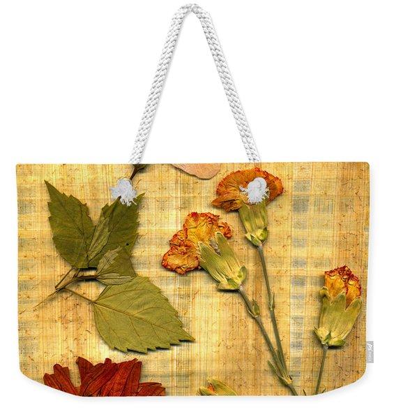 Papyrus5 Weekender Tote Bag