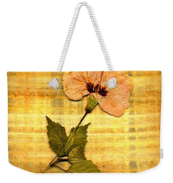 Papyrus6 Weekender Tote Bag