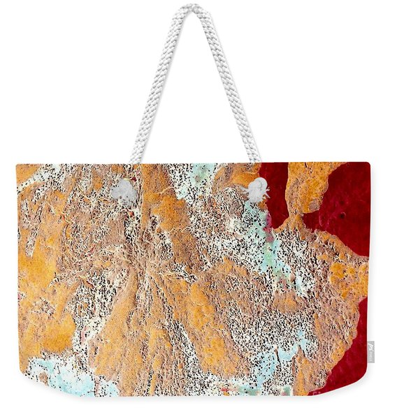 Paradigm Shift Weekender Tote Bag