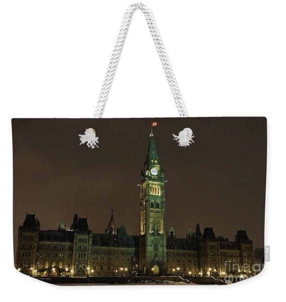 Parliament Hill Weekender Tote Bag