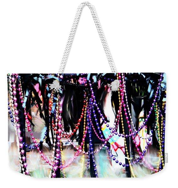 Party Gate Spanish Town Weekender Tote Bag