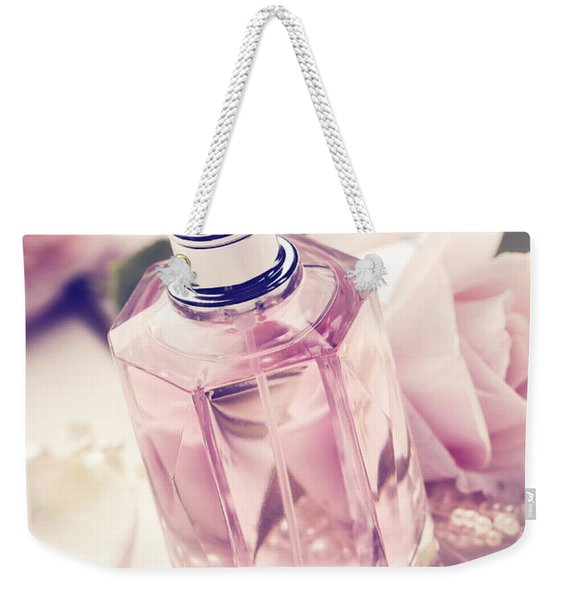 Parume Bottle Weekender Tote Bag