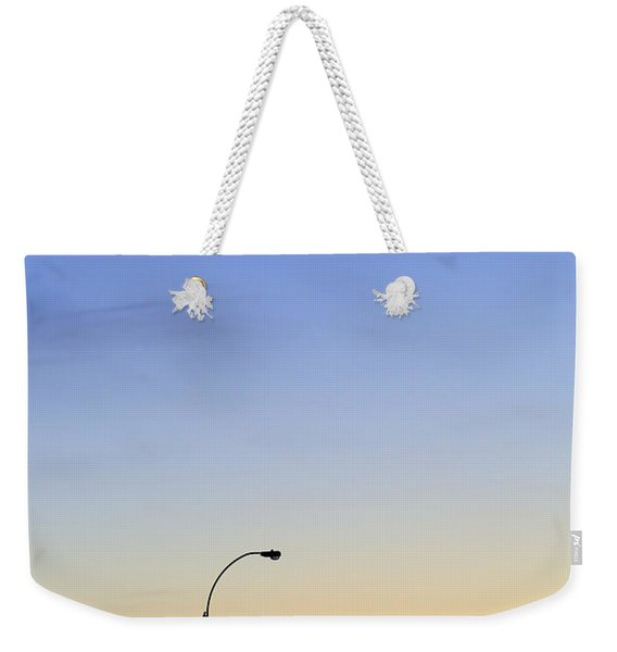 Passage Into Dawn Weekender Tote Bag