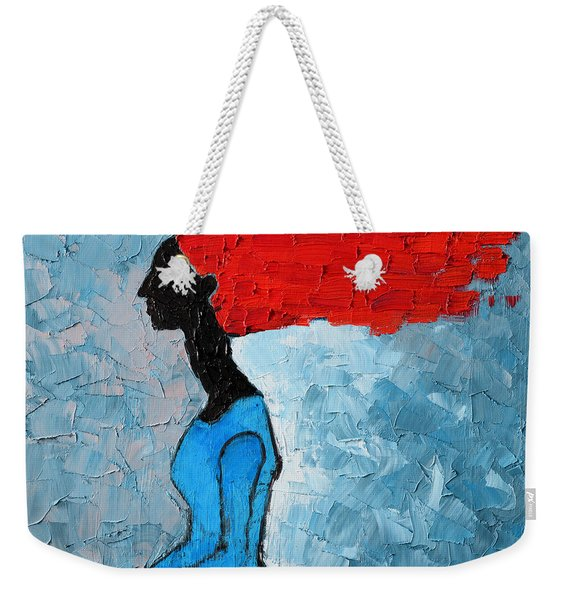 Passion Seeker Weekender Tote Bag