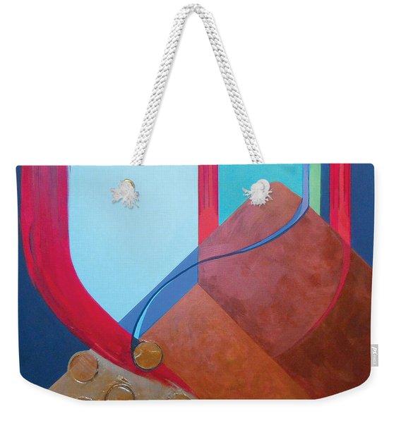 Passover Weekender Tote Bag