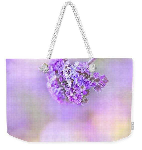 Pastel Moods Weekender Tote Bag