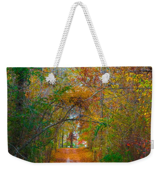 Path To The Fairies Weekender Tote Bag