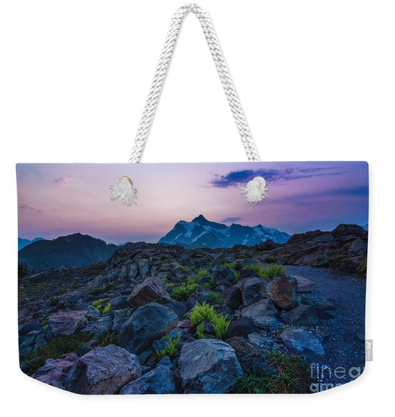 Pathway To Light Weekender Tote Bag