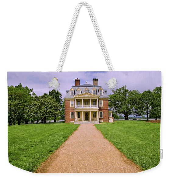 Pathway To Shirley Plantation Great Weekender Tote Bag