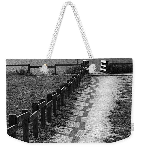 Pathway To The Beach Weekender Tote Bag