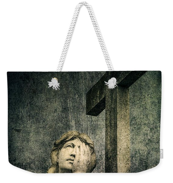 Patience In Pain Weekender Tote Bag