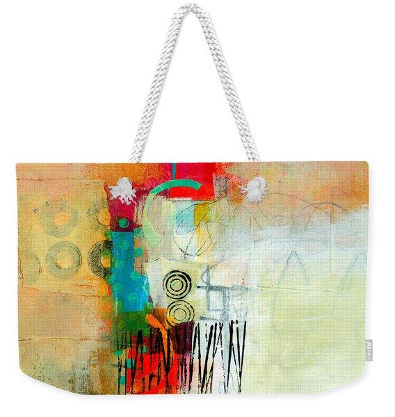 Pattern Study #1 Weekender Tote Bag