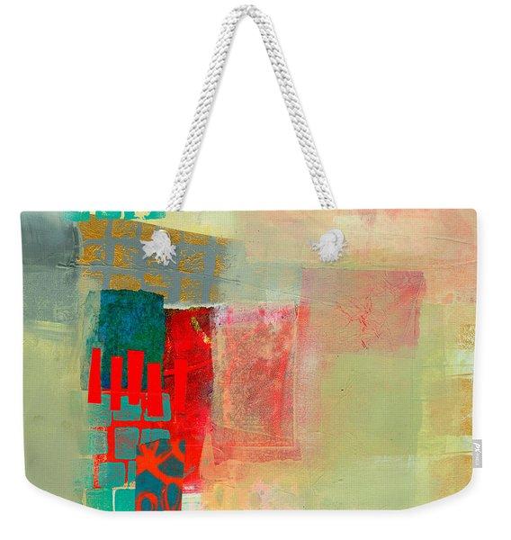 Pattern Study #2 Weekender Tote Bag