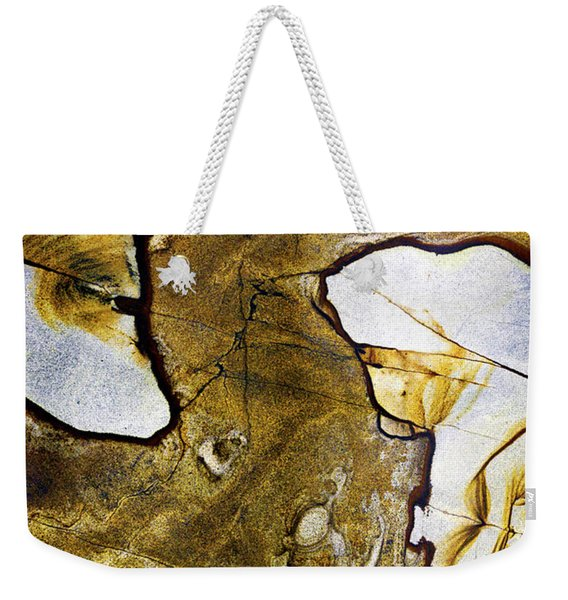 Patterns In Stone - 153 Weekender Tote Bag