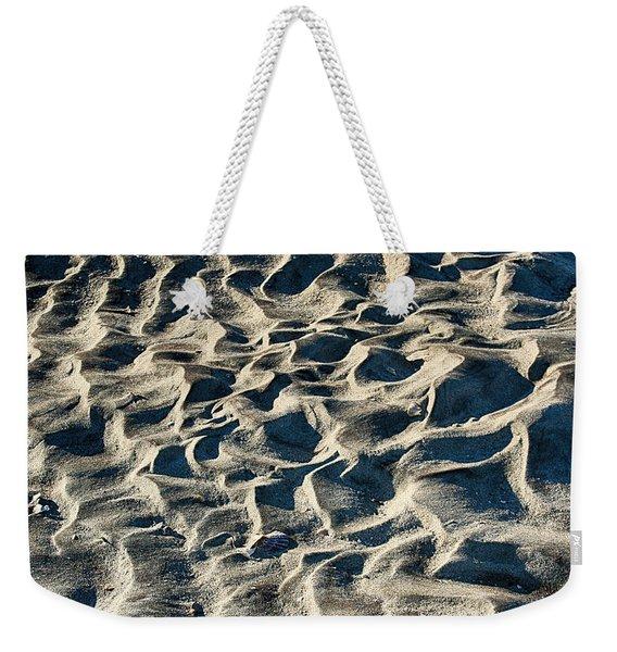 Patterns In Sand 1 Weekender Tote Bag