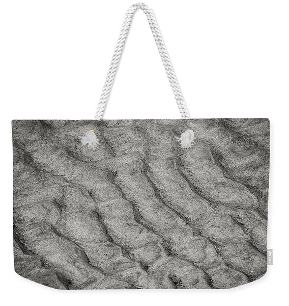 Patterns In The Sand Weekender Tote Bag