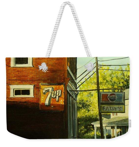 Pattsy's Weekender Tote Bag