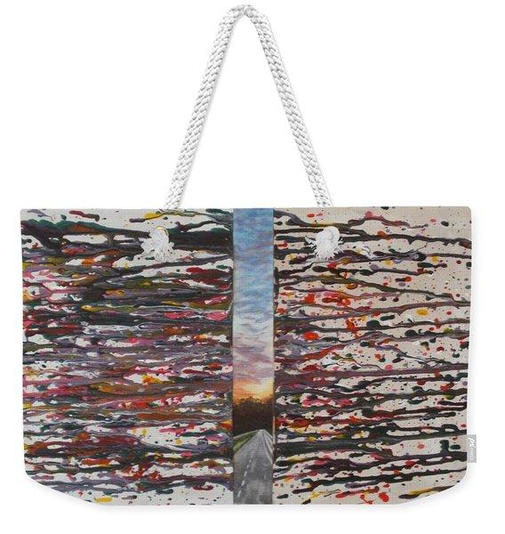 Pause Weekender Tote Bag