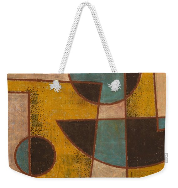 Pauses Between The Songs Weekender Tote Bag