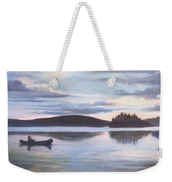 Payette Lake Idaho Weekender Tote Bag