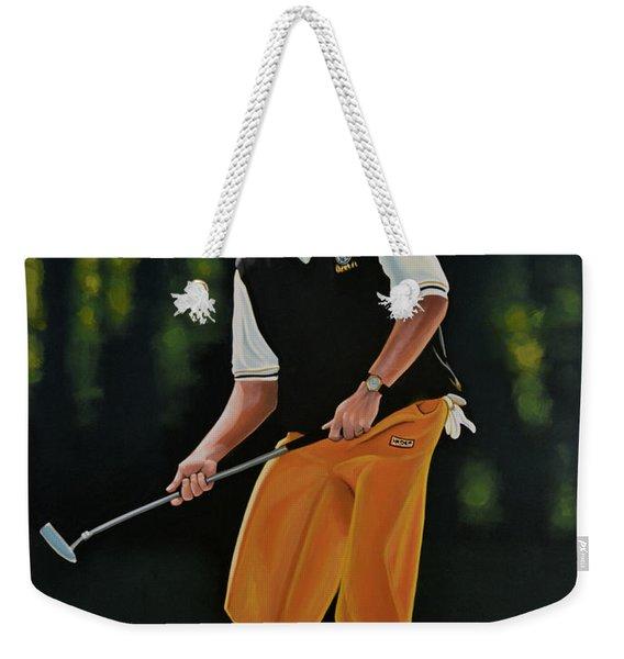 Payne Stewart Weekender Tote Bag