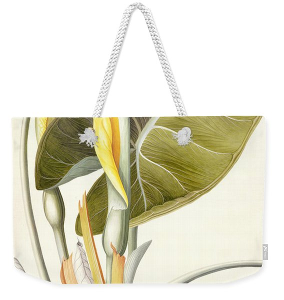 Arum Maximum Weekender Tote Bag