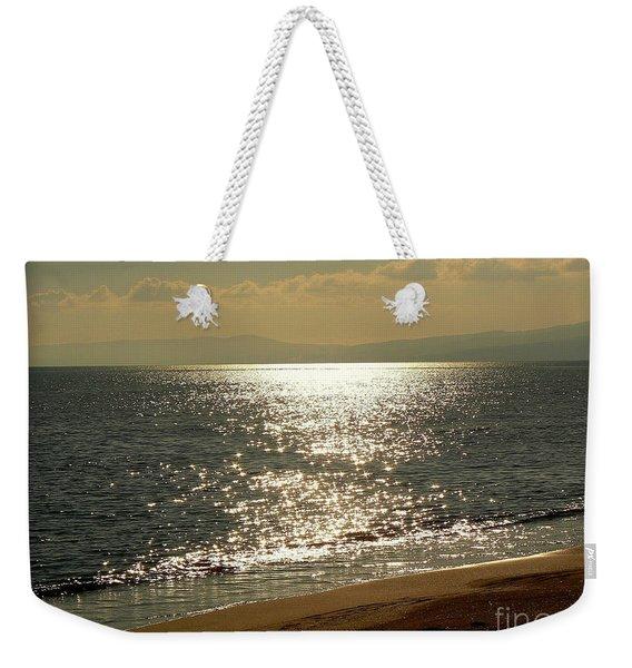 Peace Of Mind... Weekender Tote Bag