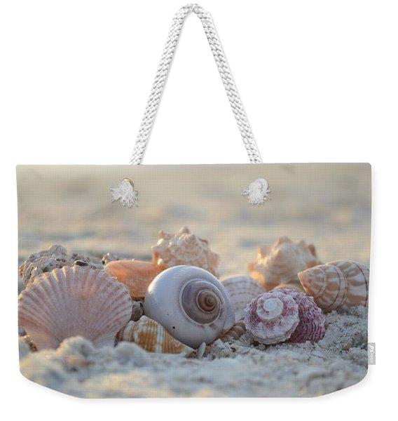 Peaceful Whispers Weekender Tote Bag