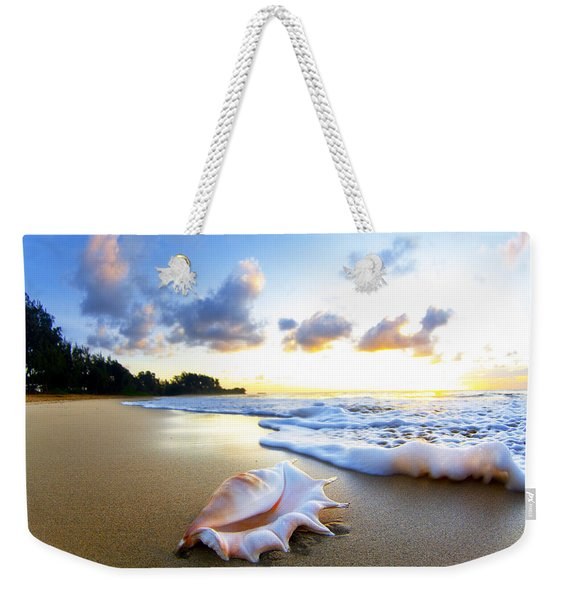 Peaches N' Cream Weekender Tote Bag