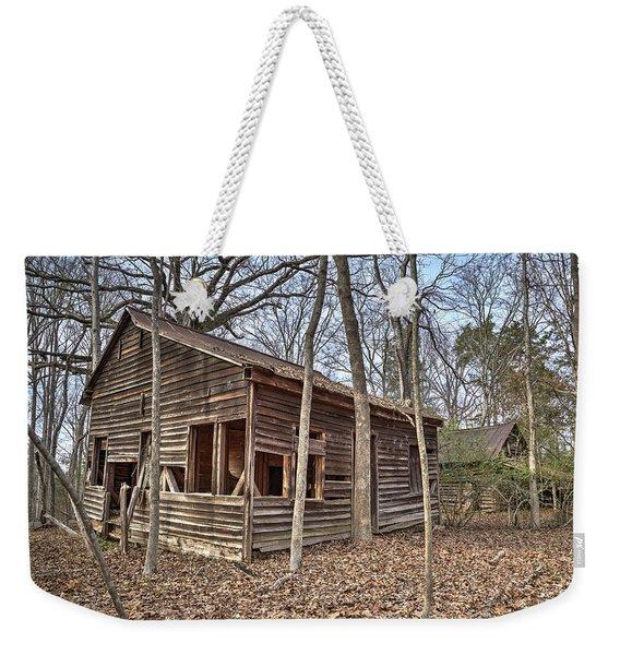 Peak Ruins-1 Weekender Tote Bag