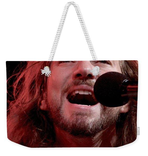 Pearl Jam Weekender Tote Bag