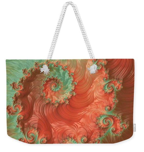 Pearls Of The Southwest Weekender Tote Bag