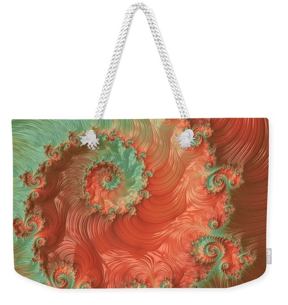 Pearls Of The Southwest Weekender Tote Bag