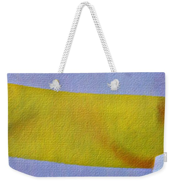 Peek A Boo Marilyn  Monroe Weekender Tote Bag