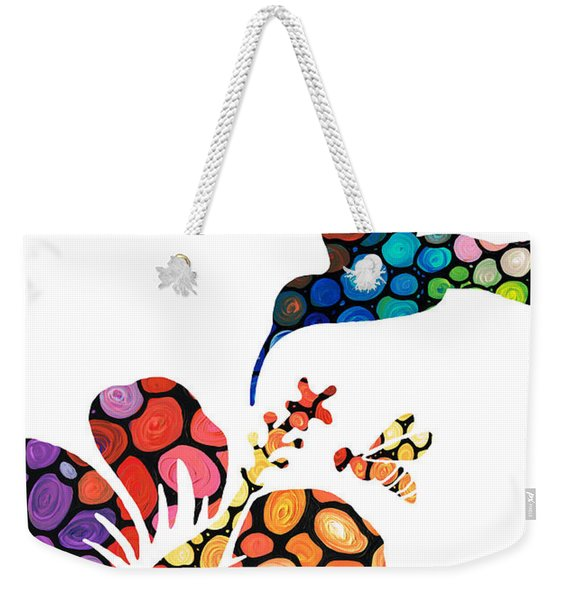 Perfect Harmony - Nature's Sharing Art Weekender Tote Bag