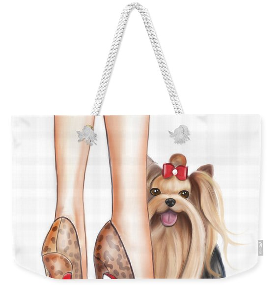 Perfect Match Weekender Tote Bag