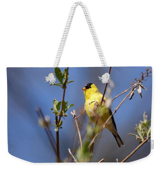 Perfect Shade Of Yellow Weekender Tote Bag