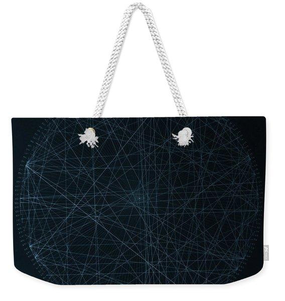 Perfect Square Weekender Tote Bag