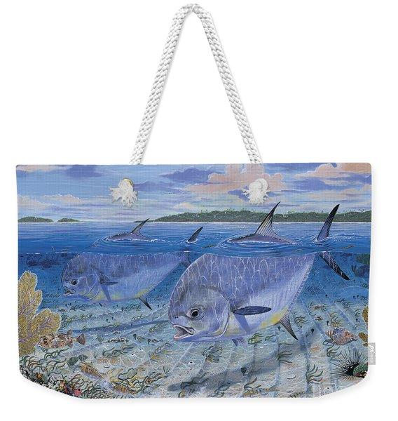 Permit In0016 Weekender Tote Bag