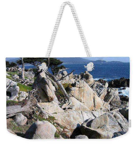 Pescadero Point Weekender Tote Bag