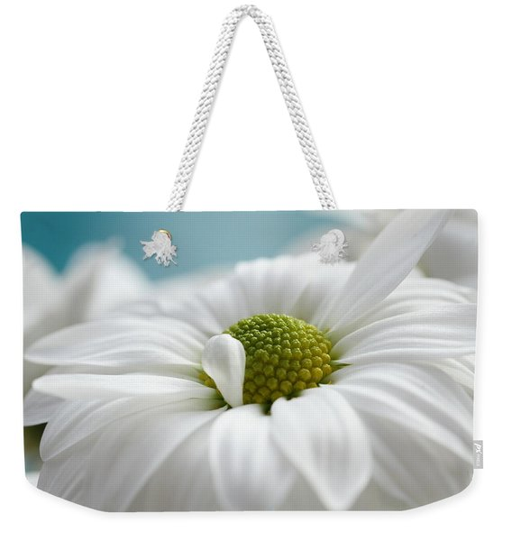 Petal Cloud Weekender Tote Bag