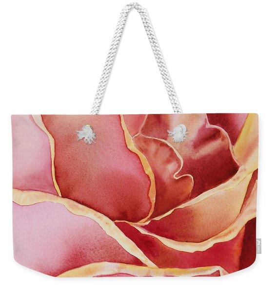 Petals Petals IIi Weekender Tote Bag