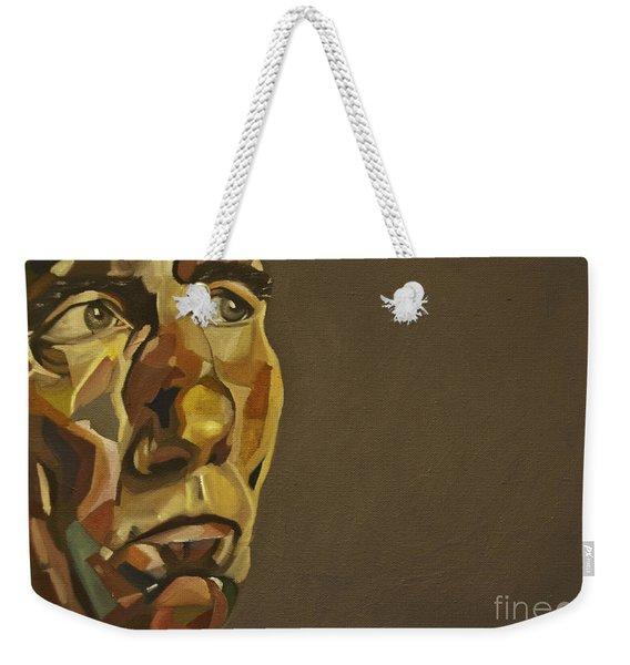 Pete Postlethwaite Weekender Tote Bag