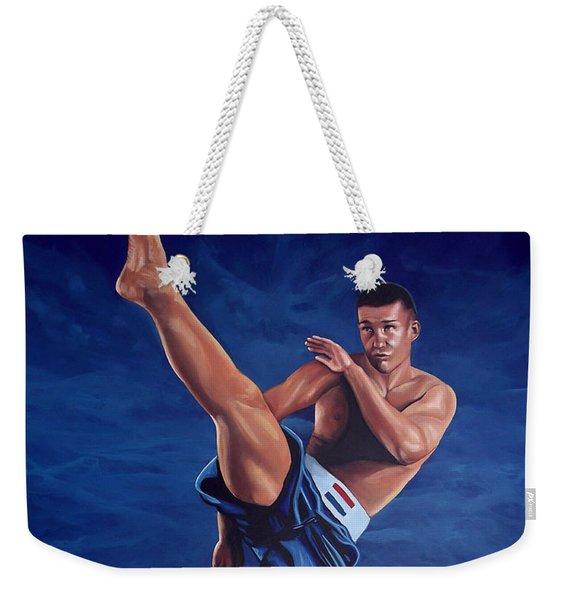 Peter Aerts  Weekender Tote Bag