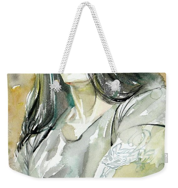 Peter Steele Portrait.2 Weekender Tote Bag