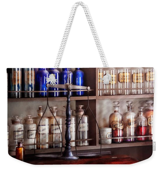 Pharmacy - Apothecarius  Weekender Tote Bag
