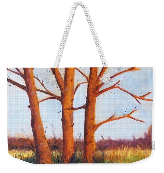 Pheasant Season Weekender Tote Bag