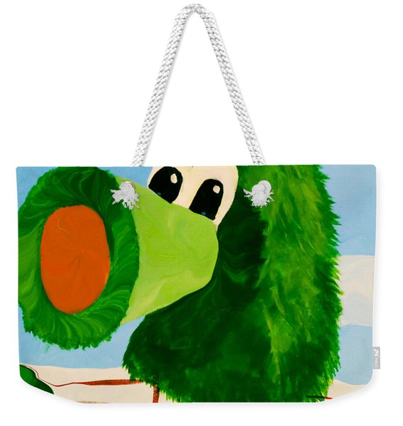Philly Phanatic Weekender Tote Bag
